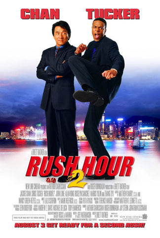 Rush Hour 2 (2001) (C) - Anthology Ottawa