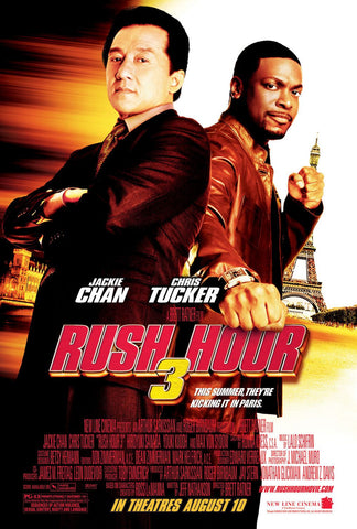 Rush Hour 3 (2007) (C) - Anthology Ottawa