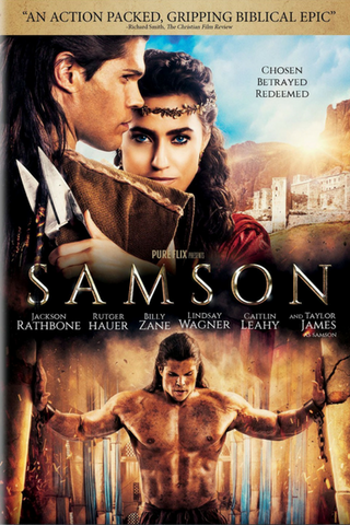 Samson (2018) (HNR) - Anthology Ottawa
