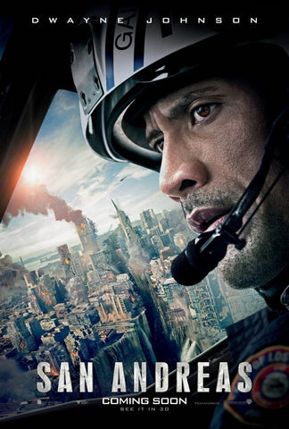 San Andreas (2015) (7NR) - Anthology Ottawa