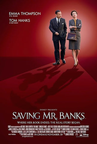 Saving Mr. Banks (2013) (C) - Anthology Ottawa