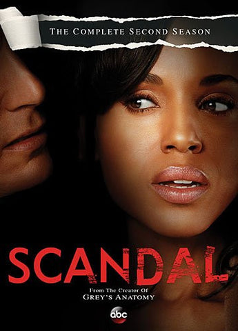 Scandal: The Complete Second Season (2012) (TC) - Anthology Ottawa
