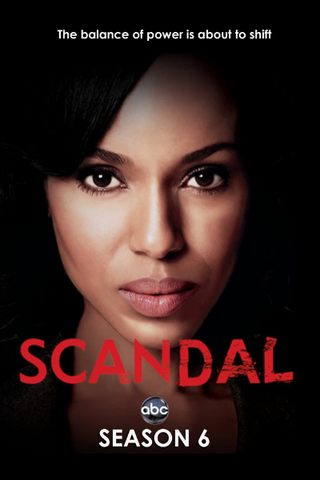 Scandal: The Complete Sixth Season (2017) (THNR14)