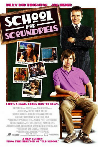 School For Scoundrels (2006) (SC) - Anthology Ottawa