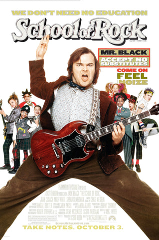 School of Rock (aka The School of Rock) (2003) (C) - Anthology Ottawa
