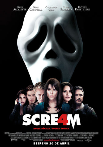 Scream 4 (2011) (C) - Anthology Ottawa