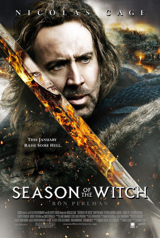 Season of the Witch (2011) (C) - Anthology Ottawa