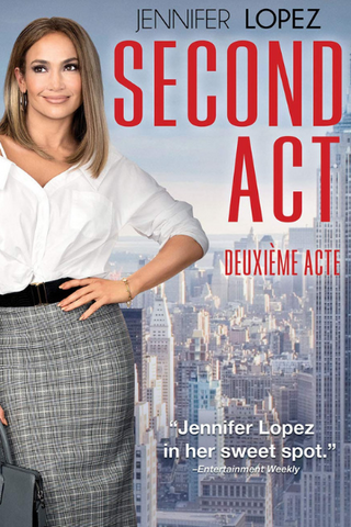 Second Act (2018) (HNR)