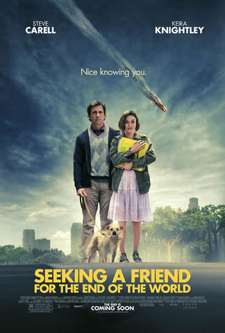 Seeking A Friend For The End Of The World (2012) (C) - Anthology Ottawa