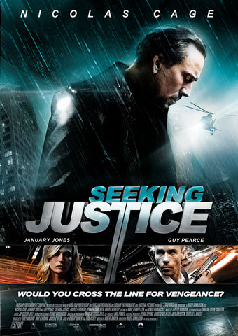 Seeking Justice (2011) (C) - Anthology Ottawa