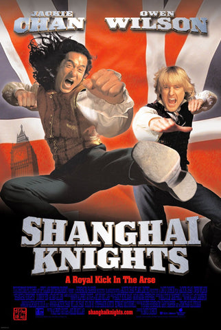 Shanghai Knights (2003) (C) - Anthology Ottawa