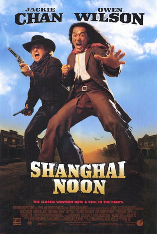 Shanghai Noon (2000) (C) - Anthology Ottawa