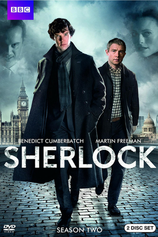 Sherlock: Season Two (2012) (TC) - Anthology Ottawa