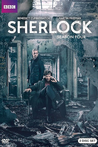 Sherlock: Season Four (2016) (THNR) - Anthology Ottawa