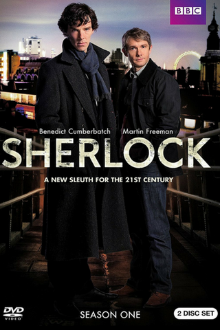 Sherlock: Season One (2010) (TC) - Anthology Ottawa