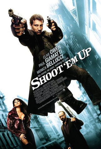 Shoot Em Up (2007) (C) - Anthology Ottawa