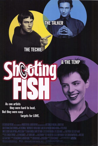 Shooting Fish (1997) (IC) - Anthology Ottawa