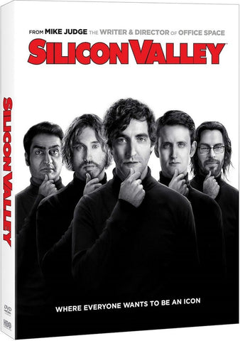 Silicon Valley: The Complete First Season (2014) (TNR) - Anthology Ottawa