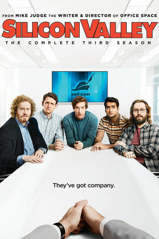 Silicon Valley: The Complete Third Season (2016) (THNR)