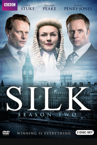 Silk: Season Two (2012) (THNR) - Anthology Ottawa
