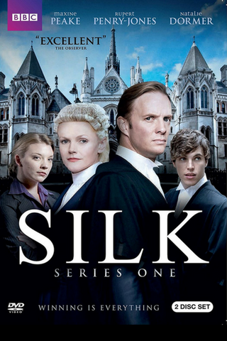 Silk: Series One (2001) (TIC) - Anthology Ottawa