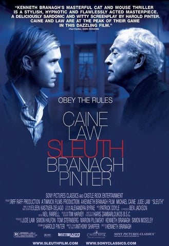 Sleuth (2007) (C) - Anthology Ottawa