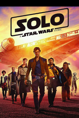 Solo: A Star Wars Story (2018) (HNR)