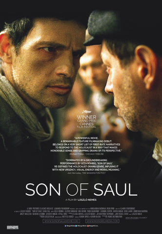 Son of Saul (2015) (HNR) - Anthology Ottawa