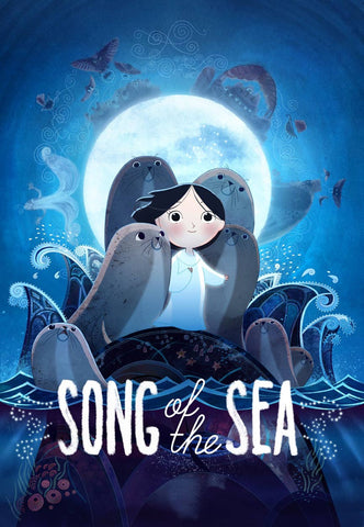 Song Of The Sea (2014) (7NR) - Anthology Ottawa