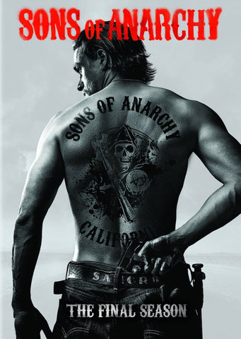 Sons of Anarchy: The Final Season (2014) (TNR) - Anthology Ottawa