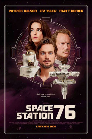 Space Station 76 (2014) (C) - Anthology Ottawa
