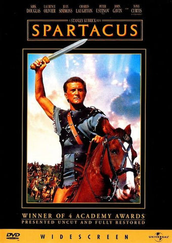 Spartacus (1960) (SC) - Anthology Ottawa