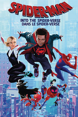 Spider-Man: Into the Spider-Verse (2018) (HNR)