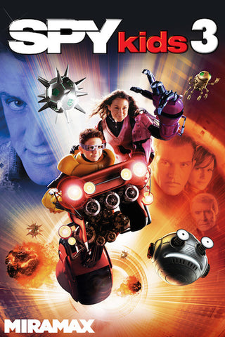 Spy Kids 3: Game Over (2D) (2003) (C) - Anthology Ottawa