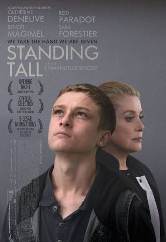 Standing Tall (La tête haute) (2015) (HNR) - Anthology Ottawa