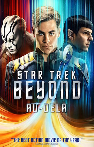 Star Trek Beyond (2016) (HNR) - Anthology Ottawa