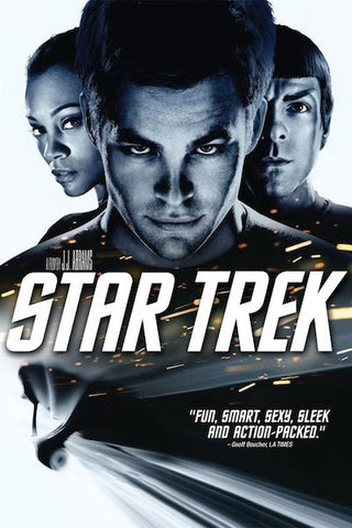 Star Trek (2009) (C) - Anthology Ottawa