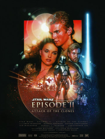 Stars Wars: Episode II - Attack Of The Clones (2002) (RC) - Anthology Ottawa