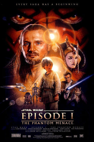 Star Wars: Episode I - The Phantom Menace (1999) (RC) - Anthology Ottawa