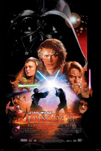 Star Wars: Episode III - Revenge of the Sith (2005) (RC) - Anthology Ottawa
