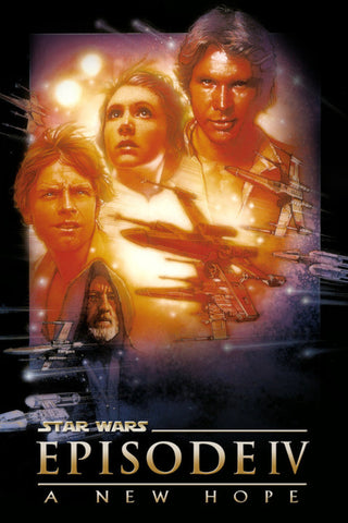 Star Wars: Episode IV - New Hope (1977) (RC) - Anthology Ottawa