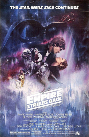 Star Wars: Episode V - The Empire Strikes Back (1980) (RC) - Anthology Ottawa