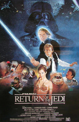 Star Wars: Episode VI - Return of the Jedi (1983) (RC) - Anthology Ottawa