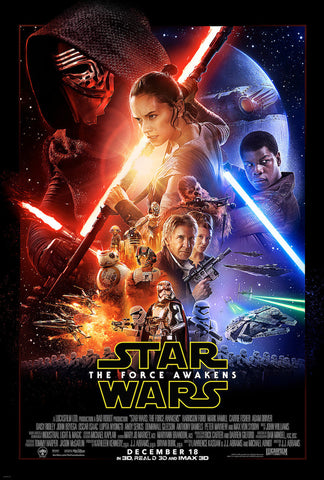 Star Wars: The Force Awakens (2015) (HNR) - Anthology Ottawa