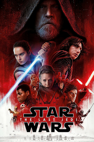Star Wars: The Last Jedi (2017) (HNR) - Anthology Ottawa