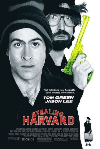 Stealing Harvard (2002) (C) - Anthology Ottawa