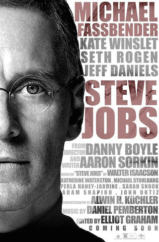Steve Jobs (2015) (HNR) - Anthology Ottawa