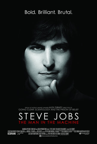 Steve Jobs: The Man In The Machine (2015) (HNR) - Anthology Ottawa