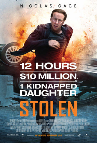 Stolen (2012) (C) - Anthology Ottawa