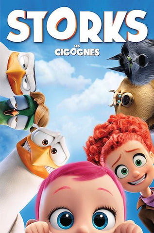 Storks (2016) (HNR) - Anthology Ottawa